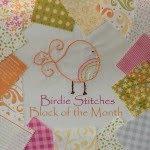 Birdie Stitches BOM