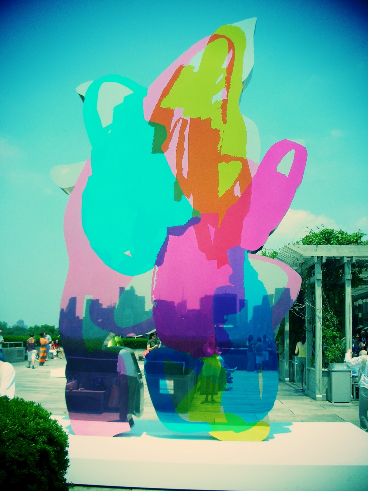 Coloring book by jeff koons - Coloring Book At Met