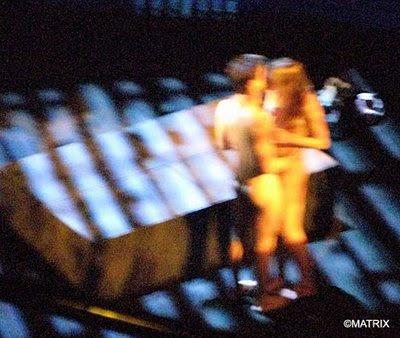Fotos Daniel Radcliffe, Harry Potter nu durante a peça Equus