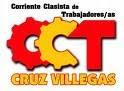 Corriente Clasista de Trabajadores Cruz Villegas