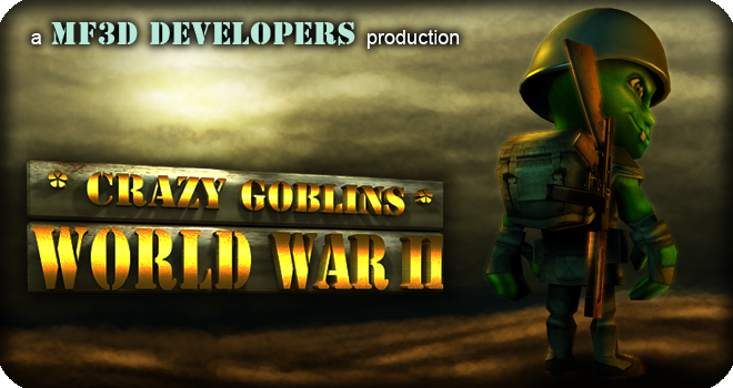 Crazy Goblins: World War 2