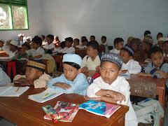 aktivitas santri madrasah