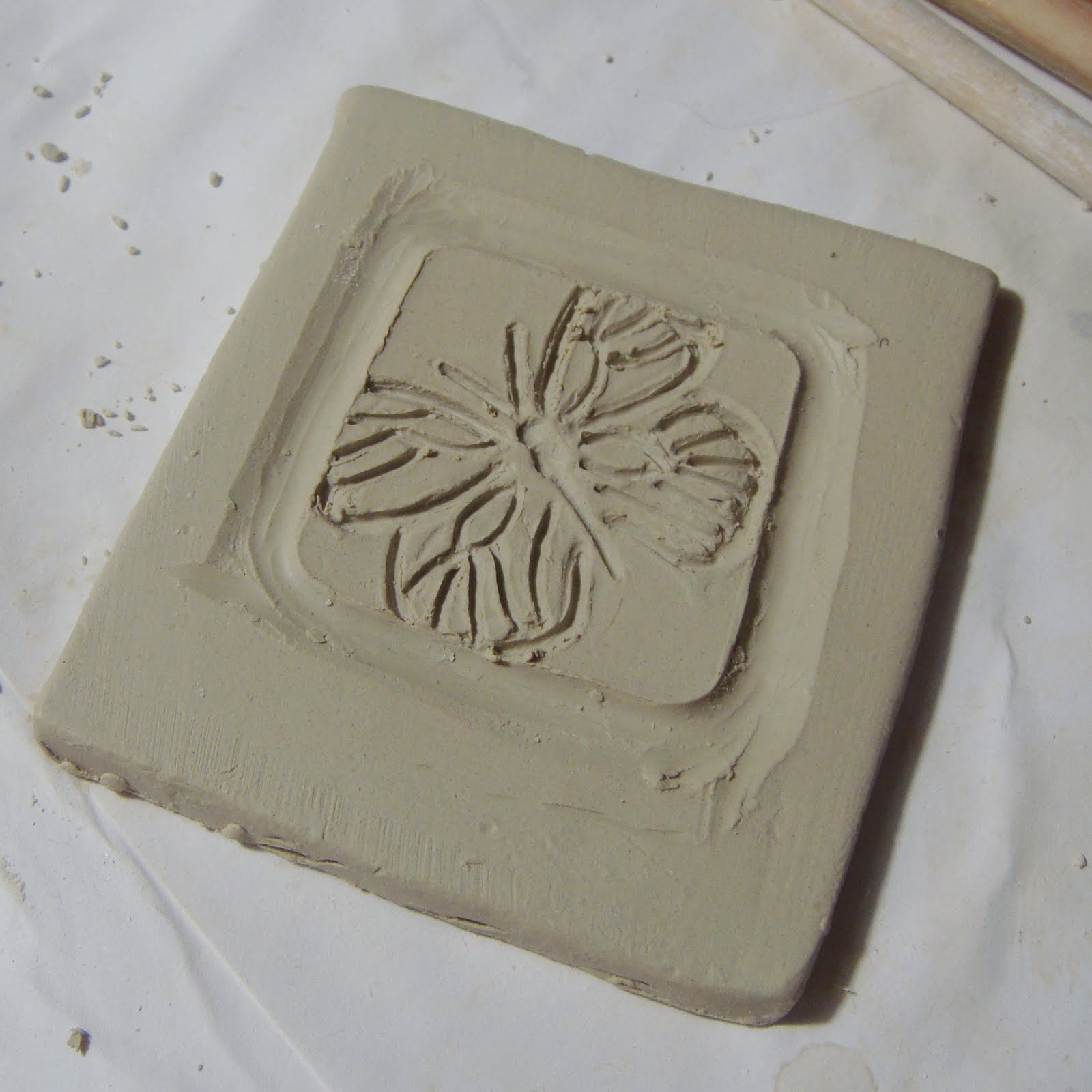 Beads of clay tuesday tips bisque molds for pendants