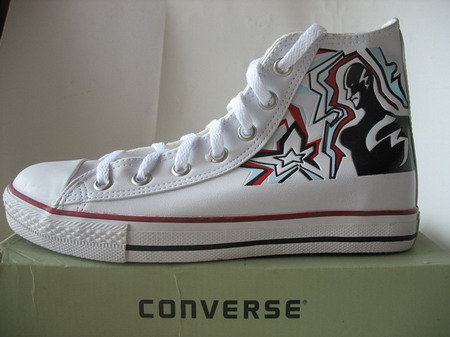 the Converse Shoe Company
