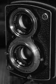 クラシックカメラの写真