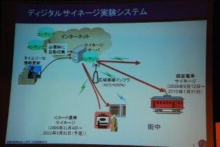 前田香織様の講演の写真