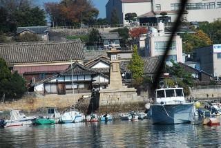 鞆の浦港の写真