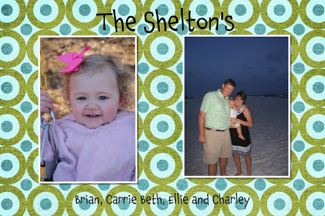 The Shelton's Blog