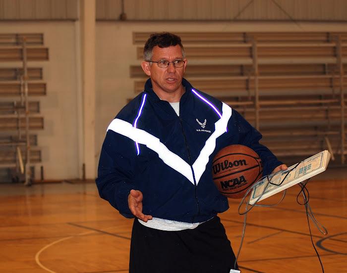 Coach Mitchell