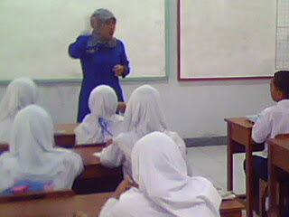 Guru Model MGMP Bermutu Gugus Cibadak