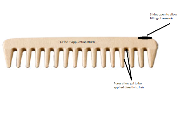 baylo invents hair gel application