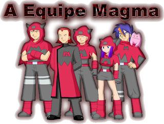 [Quest]Ajude os rangers! Team-magma