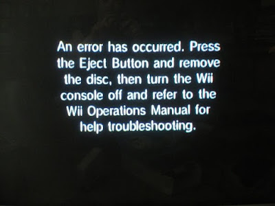refer to the wii operations manual is there a problem here refer rh blog isthereaproblemhere com wii manual error messages wii instruction manual troubleshooting