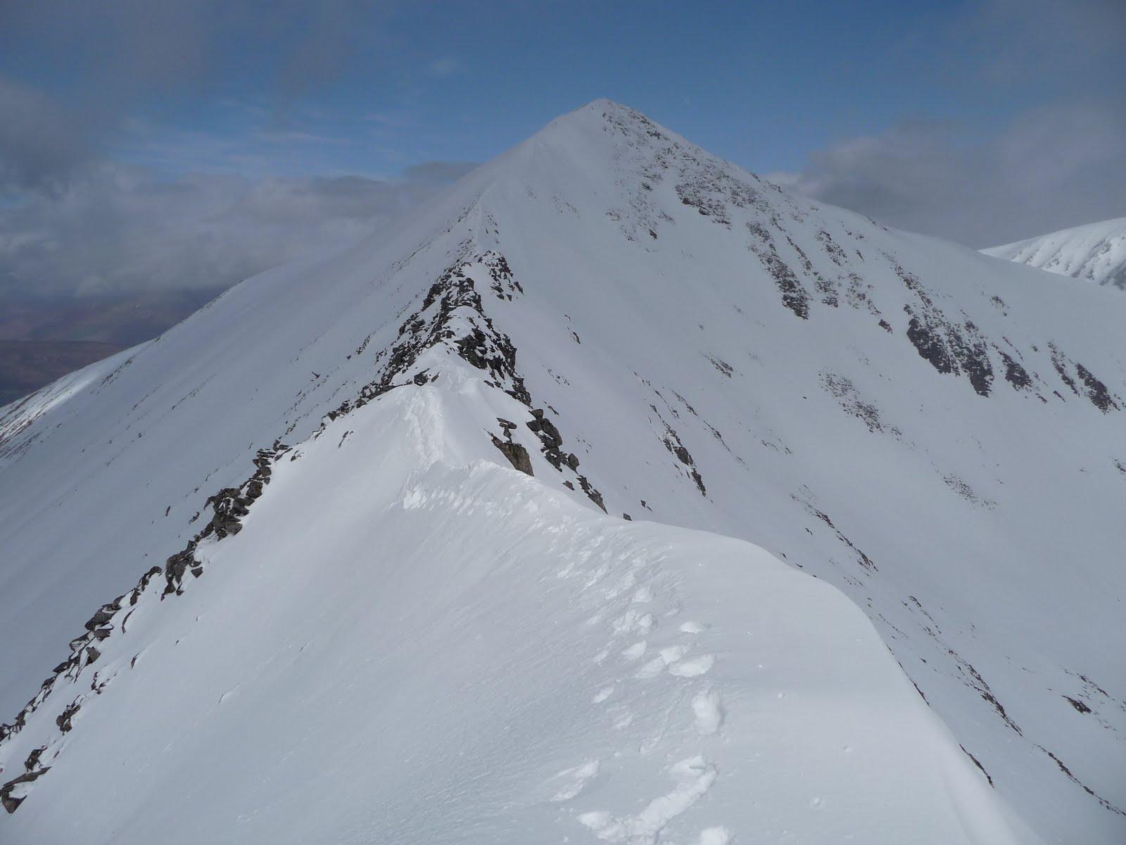 tarmachan mountaineering cmd arete amp ben nevis