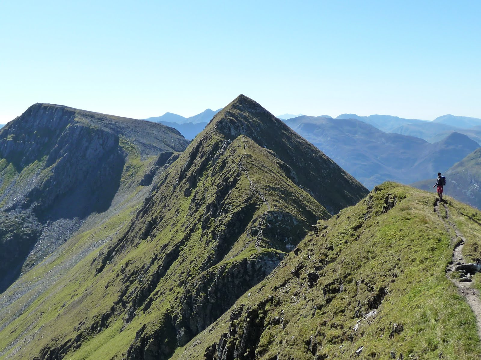 Ring Of Steall Scotland