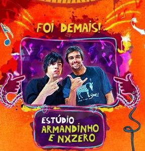 Armandinho e NxZero - Estudio Coca-Cola