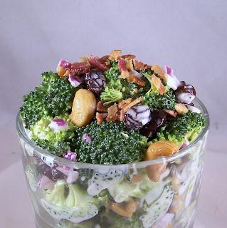 Dana's Best Broccoli Salad In The World EVER!