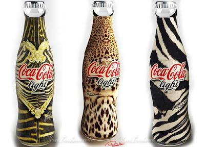 Coca+Light+by+Cavalli