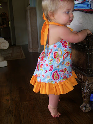 Baby Dress Sewing Patterns