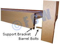 Barrel Bolts