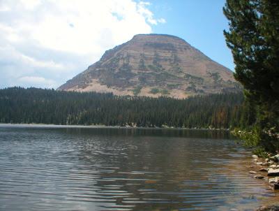 Gravetapping Mirror Lake Highway The Uinta Mountains