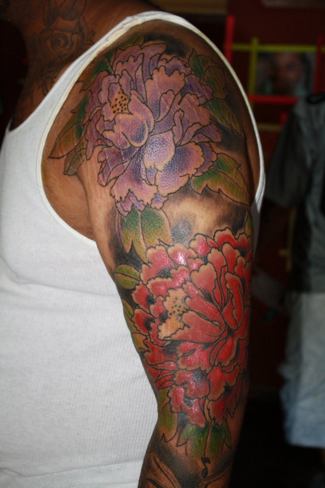 Tattoos @ Black Ink Gallery