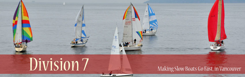 VARC Division 7 | Vancouver Sailboat Racing (PHRF 175+)
