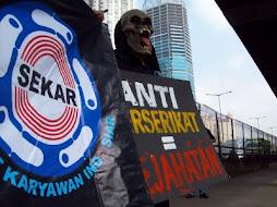 Demo di PN Jakbar