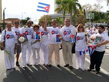 Marcha de Miami para Las Damas de Blanco