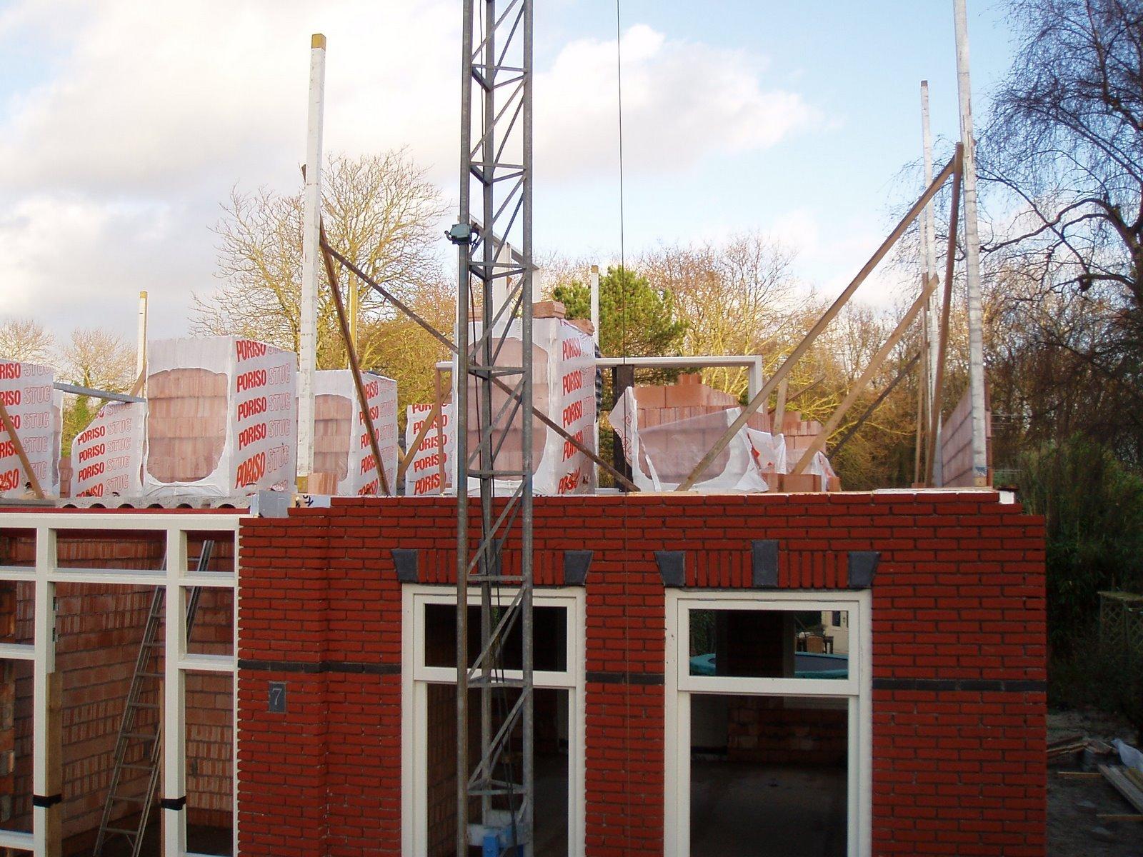 """Bouwverslag van erwin en jolanda"""": december 2007"""