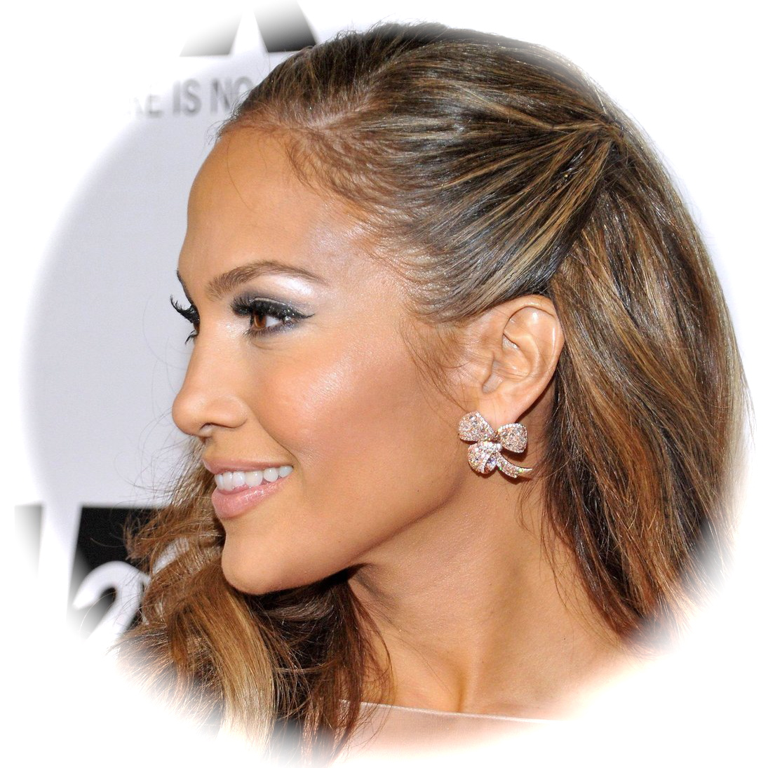 LAUREN DAY MAKEUP Jennifer Lopez Glamour Idol