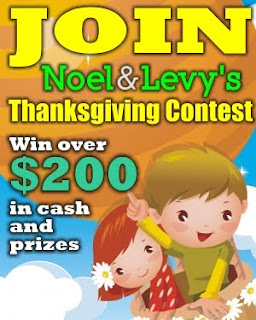 Thanksgiving COntest of Noel & Levy