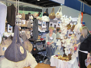 Knitting and More: Stitch and Creative Craft Show at Sandown Park