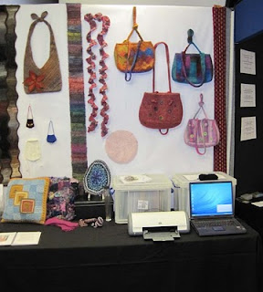 Knitting And Stitch Craft Show : Knitting and More: Stitch and Creative Craft Show at Sandown Park