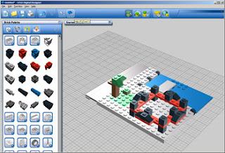 LEGO DIGITAL DESIGNER. Giocare con le costruzioni lego online