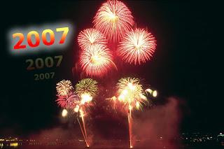 Buon anno 2007!