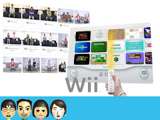consolle wii nintendo