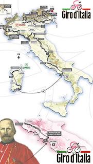 90 giro d'italia 2007