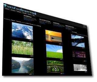 condividere gli sfondi wallpaper desktop