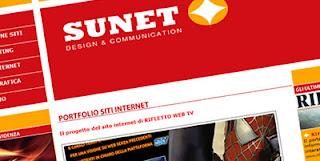 il nuovo sito internet SUNET.IT!