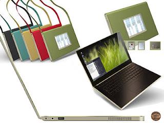 il notebook portatile più sottile al mondo realizzato dalla Intel