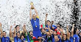 Italia campione del mondo di calcio 2006