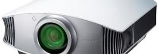 Videoproiettore SONY Full-HD VPLVW 50
