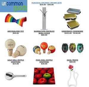 cose non comuni per idee regalo o utilità