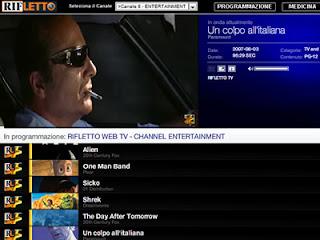 Rifletto TV, la nuova internet tv gratuita per una visione senza precedenti!
