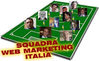 la migliore squadra di web marketing in ITALIA