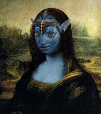 avatarmania e personaggi trasformati in avatar