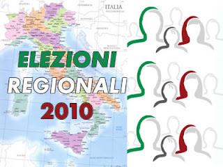 elezioni regionali 2010 informazioni utili per i votanti
