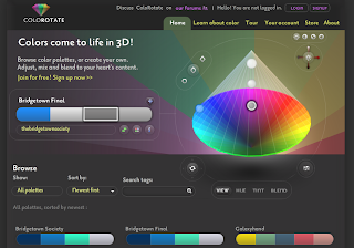 scelta colori in 3D