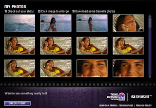 fotografare modelle online con sito interattivo